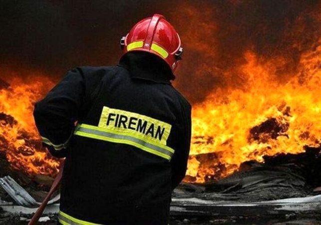 هوش مصنوعی به کمک آتش نشانها میآید