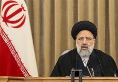 رئیسی: لغو تمام تحریمها، مطالبه ملی است و نباید دستاویز دعواهای سیاسی شود