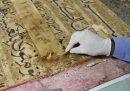 مرمت «بزرگترین قرآن خطی آسیا» به دستور رهبر معظم انقلاب در هند+ عکس