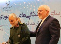 ظریف: همواره صلح طلبی و شجاعت شهید سلیمانی را در جهان فریاد زدهام