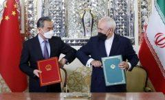 سند ۲۵ ساله ایران و چین؛ ظهور نظام نوین چندقطبی