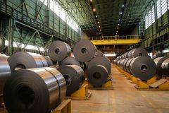 افزایش تولیدات فولاد مبارکه موتور محرکه اقتصادی کشور