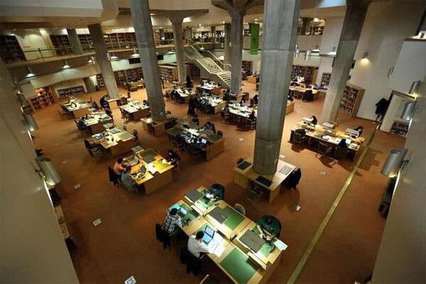 تالارهای عمومی کتابخانه ملی ایران از امروز ۲۶ اردیبهشت ۱۴۰۰ بازگشایی شد