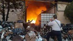 جزئیات اولیه آتش سوزی در انبارهای سازمان اموال تملیکی